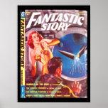 Fantastic Story Quarterly v02 n02 (1951-Spring.Thr Poster