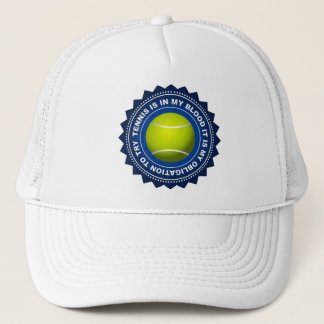 Fantastic Tennis Shield 2 Trucker Hat