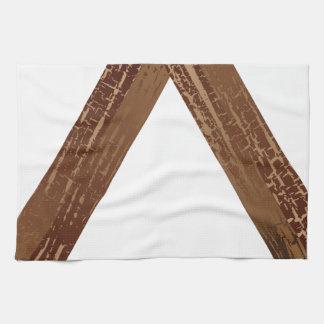 Fantastic triangle 2 kitchen towel