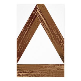 Fantastic triangle 2 stationery