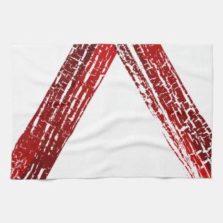 Fantastic triangle kitchen towel