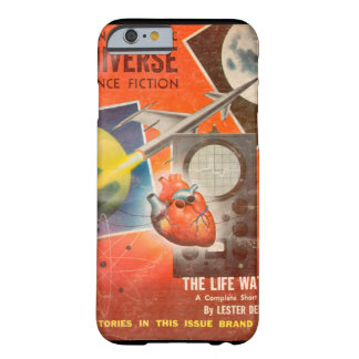 Fantastic Universe v02 n02 (1954-09.King-Size)_Pul Barely There iPhone 6 Case