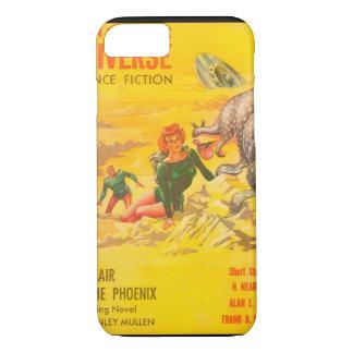 Fantastic Universe v05 n03 (1956-04.King-Size)Pulp iPhone 7 Case