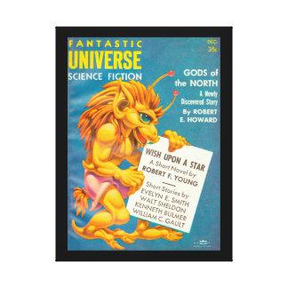 Fantastic Universe v06 n05 (1956-12.King-Size)_Pul Canvas Print