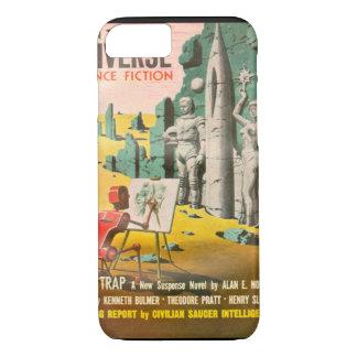 Fantastic Universe v08 n06 (1957-12.King-Size)_Pul iPhone 7 Case