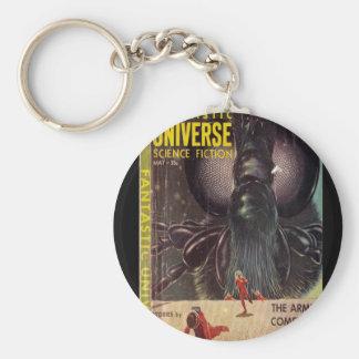Fantastic Universe v11 n03 (1959-05)_Pulp Art Keychain