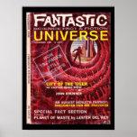 Fantastic Universe v11 n03 (1959-05)_Pulp Art Poster