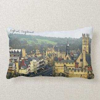 Fantastic View, Oxford, England, High Street #3 Lumbar Pillow