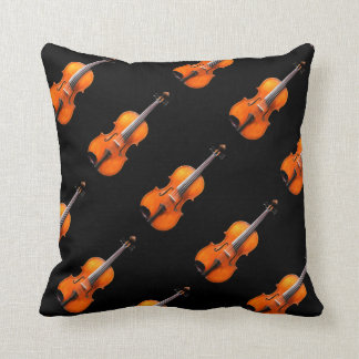 Fantastic Violas Pillow