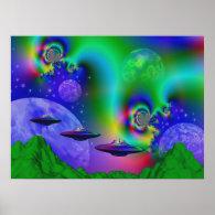 Fantastic Voyage - Poster