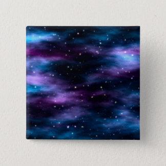 Fantastic Voyage Space Nebula Button