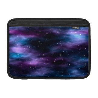 Fantastic Voyage Space Nebula MacBook Sleeves