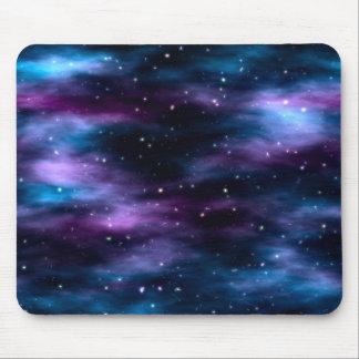 Fantastic Voyage Space Nebula Mouse Pad