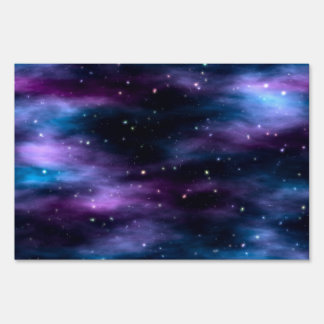 Fantastic Voyage Space Nebula Signs