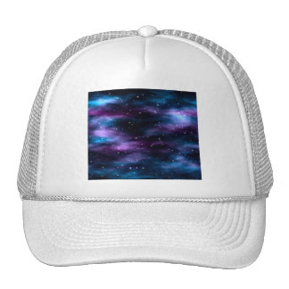 Fantastic Voyage Space Nebula Trucker Hat