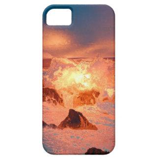 fantastic waves iPhone 5 case