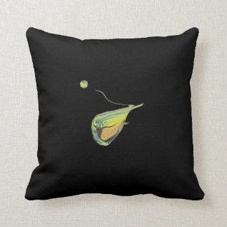 fantastic whale throw pillow