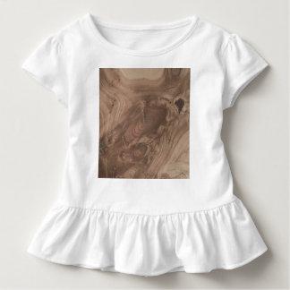 fantastic wood grain soft toddler t-shirt