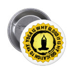 Fantastic Yoga Seal Pin