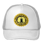 Fantastic Yoga Seal Trucker Hat