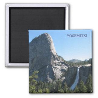 Fantastic Yosemite Magnet! 2 Inch Square Magnet
