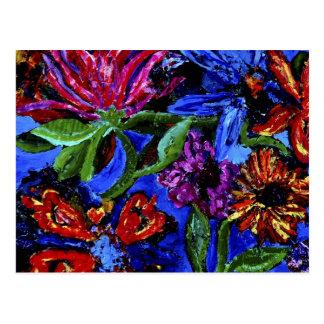 Fantastical Flora Postcard