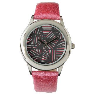 Fantástico brillante esencial diligente reloj