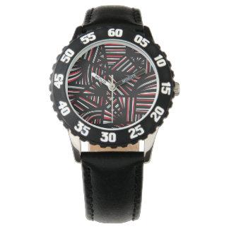 Fantástico brillante esencial diligente reloj de mano