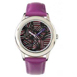 Fantástico brillante esencial diligente relojes de pulsera