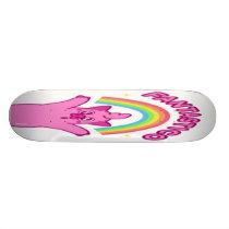 Fantastico - Cute Pig Skateboard