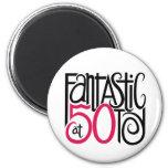 Fantástico en el imán 50