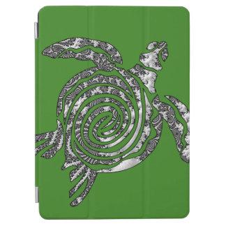 Fantasy 3 D Turtle iPad Air Cover