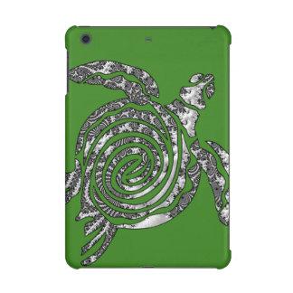 Fantasy 3 D Turtle iPad Mini Cases