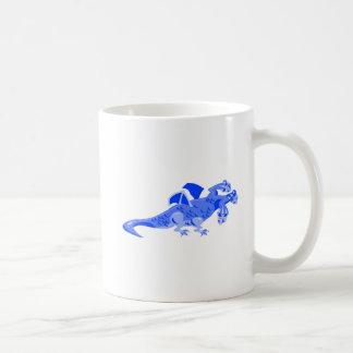 Fantasy 3 headed Dragon Coffee Mug