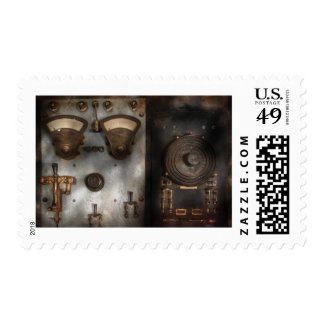 Fantasy - A tribute to Steampunk Postage