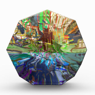 Fantasy Abstract Pure Digital Graphic Obsession Acrylic Award