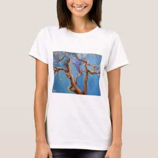 Fantasy almond blossom tree T-Shirt