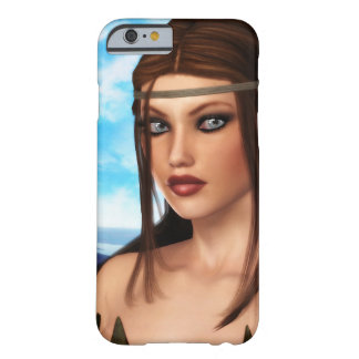 Fantasy Amazon Girl Barely There iPhone 6 Case
