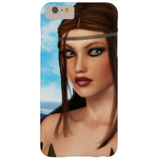 Fantasy Amazon Girl Barely There iPhone 6 Plus Case