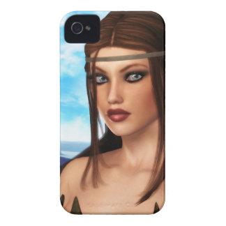 Fantasy Amazon Girl iPhone 4 Case-Mate Case