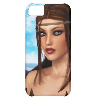 Fantasy Amazon Girl iPhone 5C Case