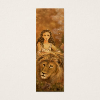 Fantasy Art Bookmark - Circe Mini Business Card