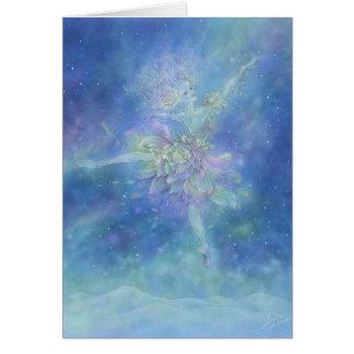 Fantasy Art Greeting Card - Aurora