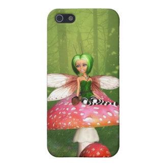 Fantasy Art i - Woodland Fairy  Cover For iPhone SE/5/5s