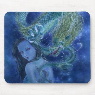 Fantasy Art Mousepad - Dragon Lore