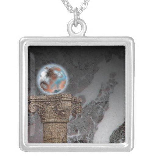 Fantasy Art Necklace