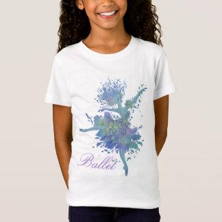 Fantasy Art T-shirt - Aurora Ballerina