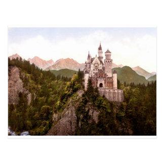 fantasy-art-wallpaper-34, castillo de tarjeta postal