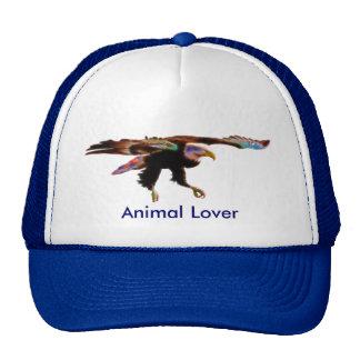 FANTASY BALD EAGLE & FOREST Range Trucker Hat