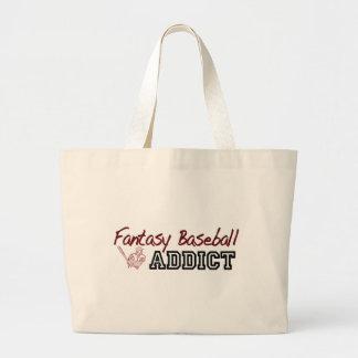 Fantasy Baseball Addict Bag